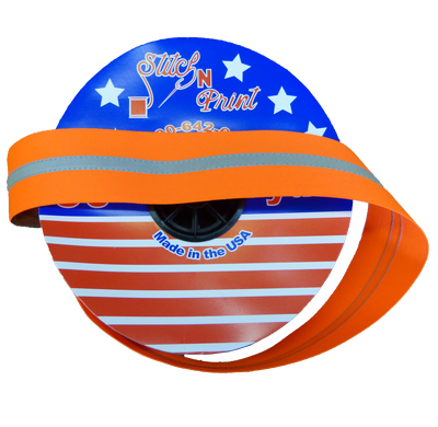Orange Reflective Tape TB 1